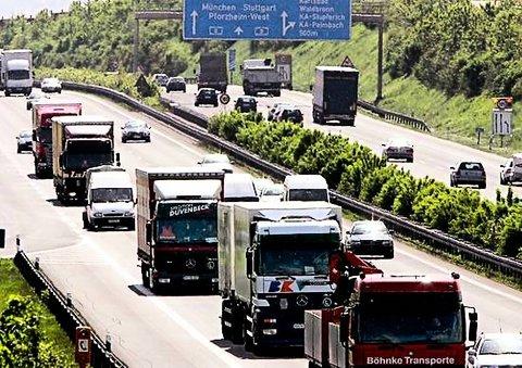Wie geht es weiter beim A8-Ausbau zwischen Pforzheim und Karlsbad? Der Karlsbader Gemeinderat ließ das offen. Foto: PZ-News.de