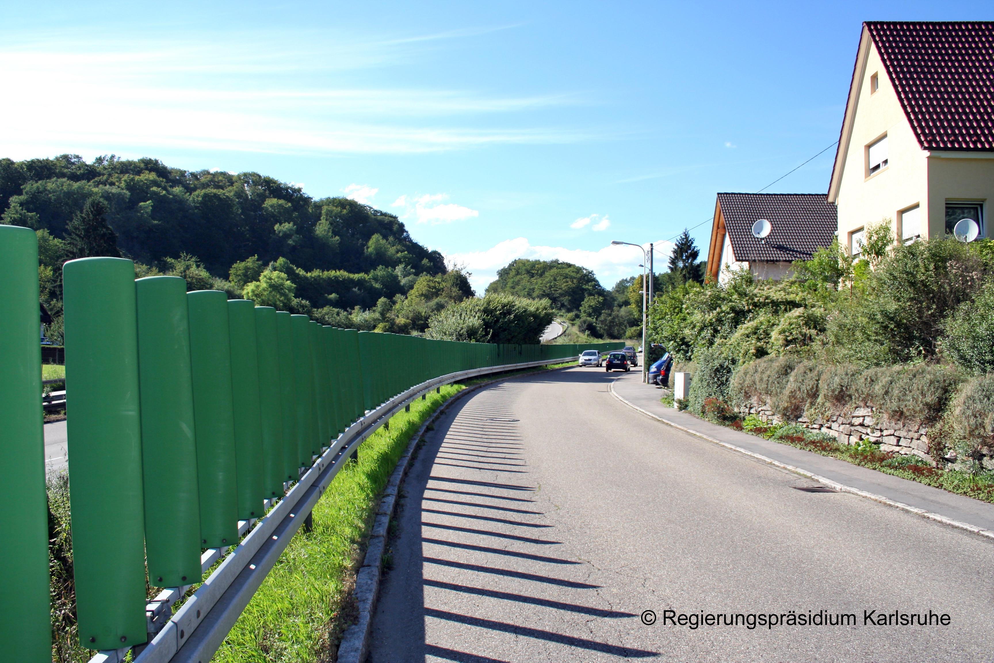 A8 am Enzberg, Istsituation